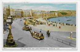 Jubilee Clock And Loch Promenade - Tuck I.O.M. 83 - Isle Of Man