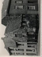 Mechelen Malines Oude Huizen (inscriptie Op Achterzijde: Mechelen) 2 Fotokaarten - Malines