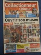 COLLECTIONNEUR & CHINEUR. N°157. 6/9/2013. CASIMIR GOLDORAK ALBATOR.... CITROEN. PROTEGE CAHIERS. - Kranten