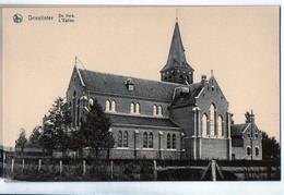 Drieslinter Linter De Kerk  Ern Thill Brussel Onbeschreven (zwart Wit Versie) - Linter