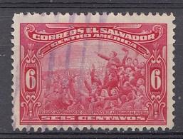 El Salvador 1921  Mi.nr: 399  Unaghängigkeit Und...  Oblitérés - Used - Gebruikt - El Salvador