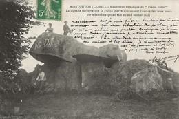 17 Montguyon Monument Druidique De Pierre Folle Clérac 05/12/15 TB - France