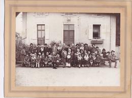 Cpa /photo - 18 - Preveranges -noce Berrichonne En 1931-joueur De Viele- Devant L'ecole ? - Préveranges