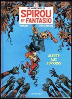 """SPIROU Et FANTASIO N° 51 """"Alerte Aux ZORKONS"""" - Edition Originale DUPUIS - 2010. - Chevalier Ardent"""