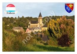 Dalheim (Duelem)   Luxembourg   Commune   Postcard Modern Ukraine - Mapas