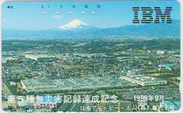 JAPAN - FREECARDS-4328 - FUJI - 110-54511 - Japon