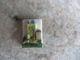 Fève Brillante 1994 Les Châteaux De La Loire Château De CHINON - Santons/Fèves
