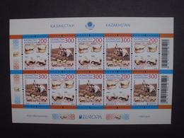 Kasachstan    Historisches Spielzeug    Europa Cept   2015  ** - 2015