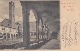 Cartolina - Pisa. - Pisa