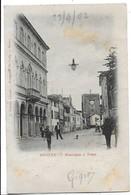 Mestre (Venezia). Municipio E Torre. - Venezia (Venice)