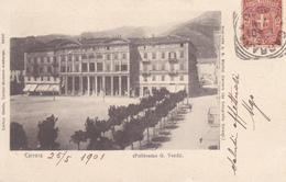 Cartolina - Carrara. - Massa