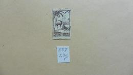 Afrique > Maroc :  Timbre N° 237 Oblitéré - Maroc (1956-...)