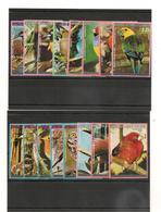 1975/77 OISEAUX  22 TIMBRES** 10 TIMBRES Ob - Guinée Equatoriale