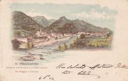 Cartolina - S. Pellegrino, Bergamo. - Bergamo