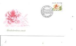 Belgique - Fleurs - Buzin ( FDC De 1997 à Voir) - 1991-00