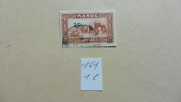 Afrique > Maroc : Timbre N° 161 Oblitéré - Maroc (1956-...)