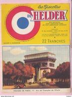 Buvard Biscottes HELDER Arc De Triomphe 19 - Biscottes