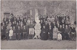 34. Carte-photo. MONTPELLIER. Abbé De L'Epée. 9 Novembre 1924 - Montpellier