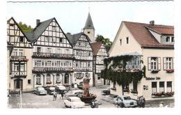 Germany - Bad Orb - Cars - Autos - Borgward Coupe - Mercedes - PKW