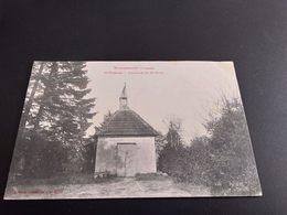 CPA (88) St Etienne De Remiremont.Chapelle Di St-Mont. Tampon Restaurant. (I.213) - Saint Etienne De Remiremont