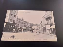 CPA (88) Remiremont.Rue De La Xavée. (I.223) - Remiremont