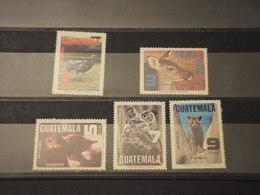 SENEGAL - 1987 ANIMALI 4 VALORI - NUOVI(++) - Senegal (1960-...)