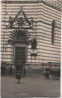 Fotografia Cm. 8,7 X 13,7. Retro: Pistoia Ottobre 1957 - Luoghi