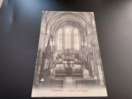 CPA (88) Mattaincourt. Intérieur De L'église. (I.233) - Frankreich