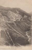 63 Thiers Le Grand Tournant Tunnel Du Chemin De Fer  -s08 - Thiers