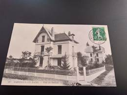CPA (88) Martigny Les Bains. Villa Des Glaïeuls.  (I.241) - Frankreich