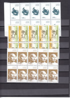 Stamps SUDAN 2019 INDIA 150 ANNIVERSARY MAHATMA GANDHI BIRTH. 10 MNH SETS BLOCK - Sudan (1954-...)