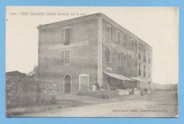 20 - CALVI - HOTEL CHRISTOPHE COLOMB - VOIR ZOOM ET ETAT - Calvi