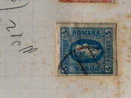 ROUMANIE   ROMANIA   1865 - 1858-1880 Fürstentum Moldau