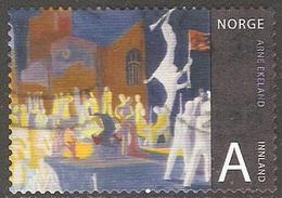Norvège - 2008 - Révolution D'Anne Ekeland - YT 1608 Oblitéré - Norvegia