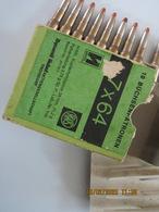 Ancienne Boîte Allemande RWS 7X64 Neutralisée - Equipement