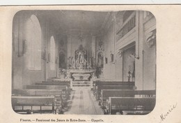 Fleurus , Pensionnat Des Soeurs De Notre Dame , Chapelle - Fleurus