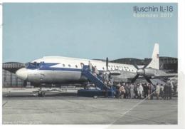 Aerei Iljushin IL-18 Ilyushin Interflug Issue - Ambulanti