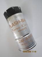 Cartouche FLASH-BALL Cal 44/83 Reconstituée - Equipement
