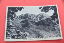 Vicenza Asiago E Il Monte Cengio 1938 Ed. Muraro - Vicenza