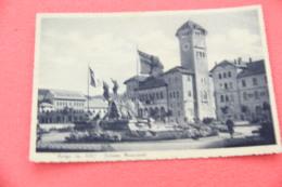 Vicenza Asiago Palazzo Municipale 1938 Ed. Bonomi - Vicenza