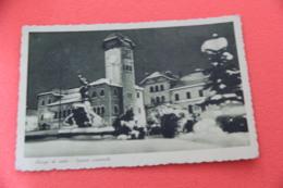 Vicenza Asiago Visione Invernale Di Notte 1942 Ed. Muraro - Vicenza
