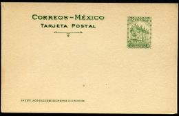 Mexico Postal Card MEPSI #PC128 Mint Vf 1929 - Mexico