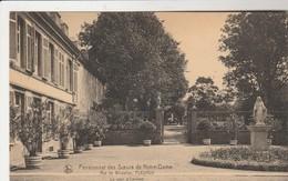 Fleurus , Pensionnat Des Soeurs De Notre Dame , Rue De Bruxelles , La Cour D'honneur - Fleurus