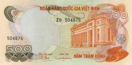 BILLET VIET - NAM 500 DONG - Vietnam