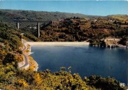 Le Nouveau Barrage De Besserve Et Le Viaduc Des Fades Le Plus Haut D Europe 5(scan Recto-verso) MA1346 - France