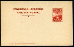 Mexico Postal Card MEPSI #PC129 Mint 1929 - Mexico