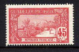 GDP - 84* - LA GRANDE SOUFRIERE - Guadeloupe (1884-1947)