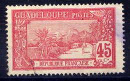 GDP - 84° - LA GRANDE SOUFRIERE - Guadeloupe (1884-1947)