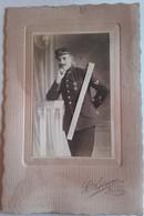 1915 Neuville St Vaast Adjudant Cuvier Albert Citations Croix De Guerre 1914 1918 WW1 1WK  Photo - War, Military