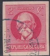Cuba, Scott #281, Used, Gomez, Issued 1926 - Cuba